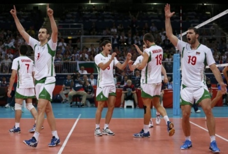 Български национален волейболен отбор